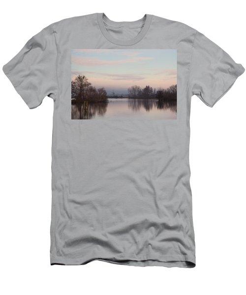 Quiet Morning Men's T-Shirt (Athletic Fit)