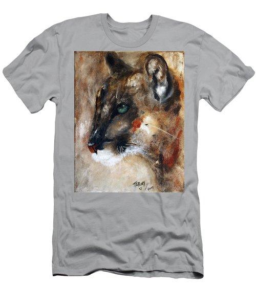 Quiet Thunder Seeker Men's T-Shirt (Athletic Fit)