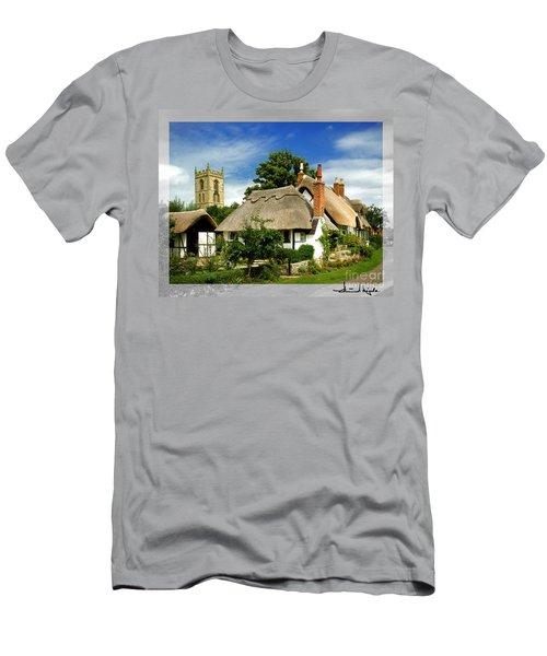 Quintessential Home Men's T-Shirt (Athletic Fit)