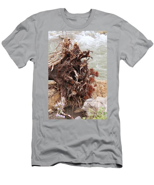 Ravaged Roots Men's T-Shirt (Athletic Fit)