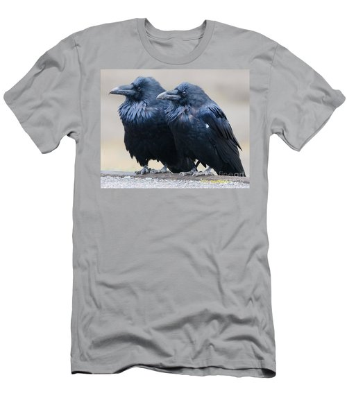 Ravens Men's T-Shirt (Athletic Fit)