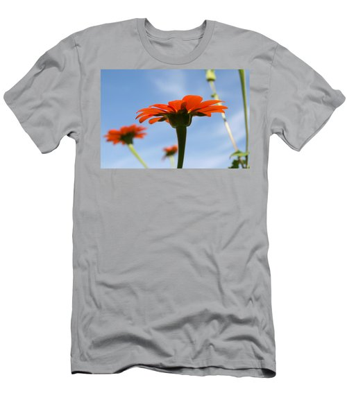 Reach For The Sky Men's T-Shirt (Slim Fit)