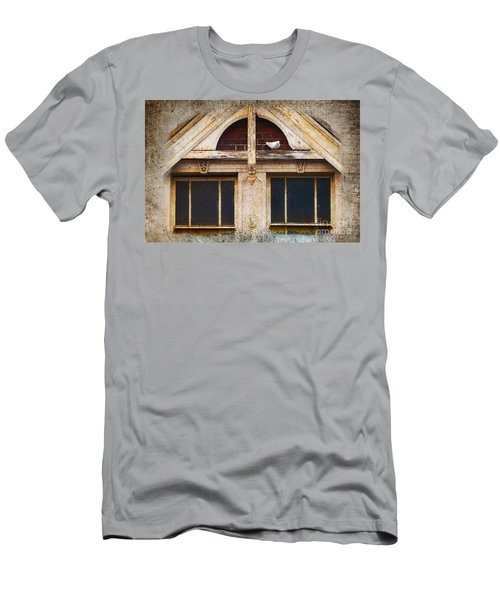 Men's T-Shirt (Slim Fit) featuring the photograph Ready To Nest by Cynthia Lagoudakis