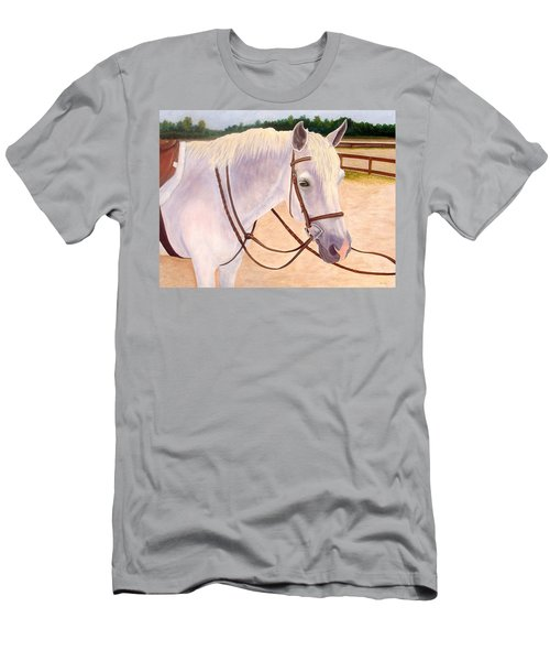 Ready To Ride Men's T-Shirt (Athletic Fit)