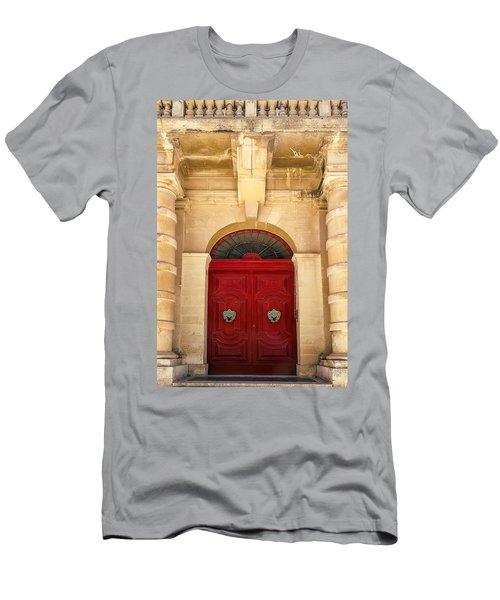 Red Door Men's T-Shirt (Athletic Fit)