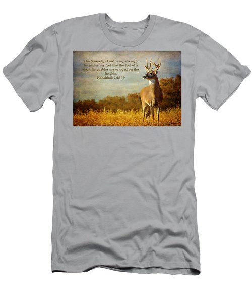 Reflecting His Glory Men's T-Shirt (Athletic Fit)