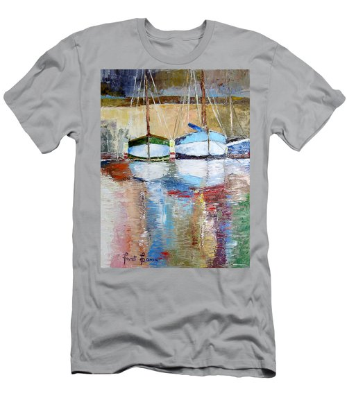 Reflections Men's T-Shirt (Slim Fit) by Janet Garcia