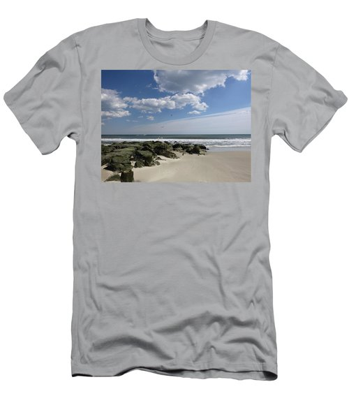 Rejoicing In The Day Men's T-Shirt (Athletic Fit)