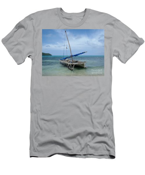 Relaxing After Sail Trip Men's T-Shirt (Athletic Fit)