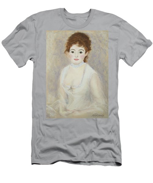 Renoir's Lady Men's T-Shirt (Athletic Fit)
