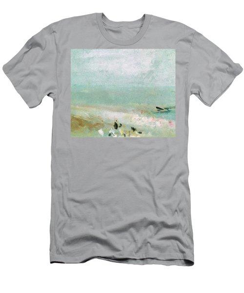 River Bank Men's T-Shirt (Athletic Fit)