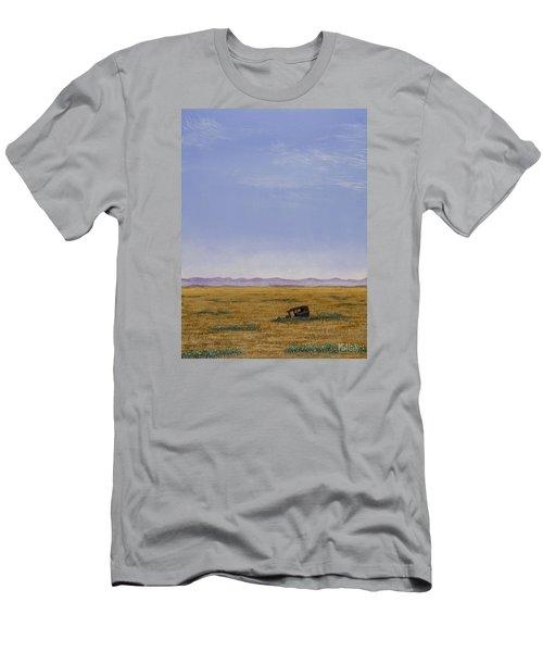 Roadside Attraction Men's T-Shirt (Slim Fit) by Jack Malloch