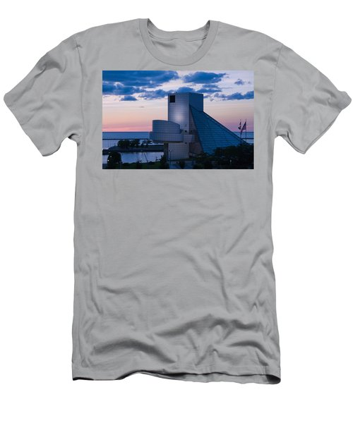 Rock And Roll Hall Of Fame Men's T-Shirt (Athletic Fit)