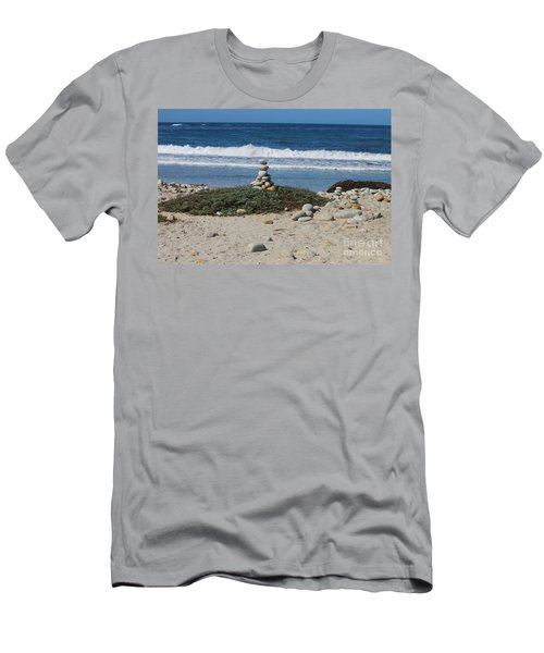 Rock Sculpture 2 Men's T-Shirt (Athletic Fit)
