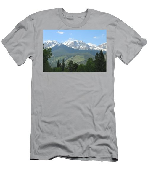 Rocky Mountain National Park - 2 Men's T-Shirt (Athletic Fit)