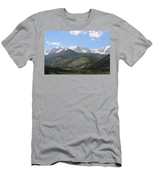 Rocky Mountain National Park - 3  Men's T-Shirt (Athletic Fit)