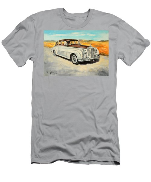 Rolls Royce Silver Cloud Men's T-Shirt (Athletic Fit)