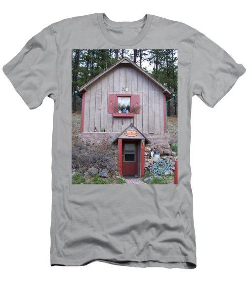 Root Cellar Men's T-Shirt (Slim Fit) by Pamela Walrath