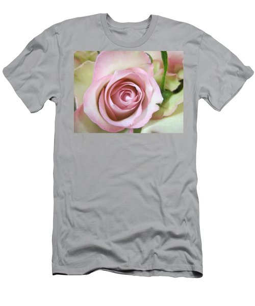 Rose Dream Men's T-Shirt (Athletic Fit)