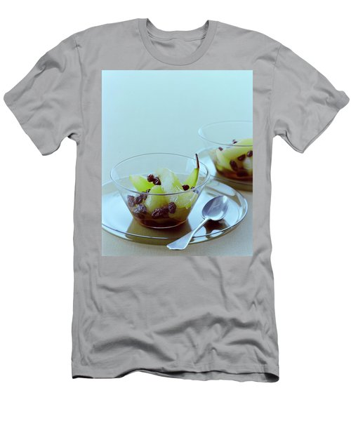 Rum Raisin Poached Pears Men's T-Shirt (Athletic Fit)