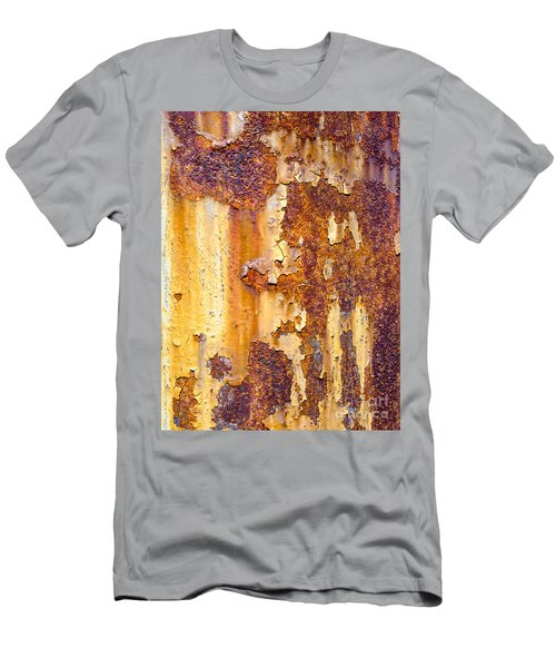 Rusted Pole Men's T-Shirt (Athletic Fit)