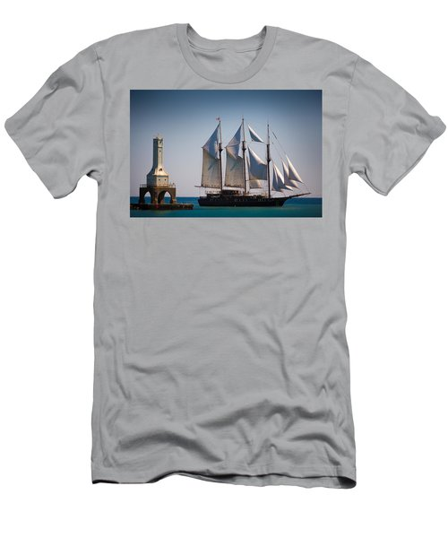 s/v Peacemaker Men's T-Shirt (Athletic Fit)