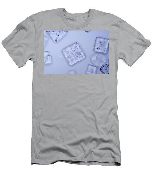 Salt Crystals, Lm Men's T-Shirt (Athletic Fit)