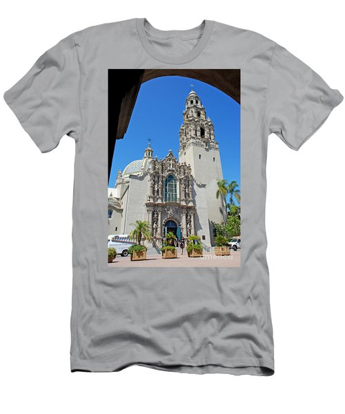 San Diego Museum Of Man Men's T-Shirt (Athletic Fit)