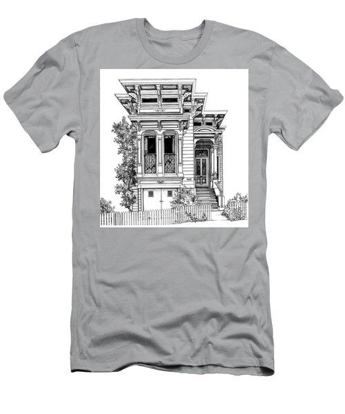 San Fracisco Victorian2 Men's T-Shirt (Athletic Fit)