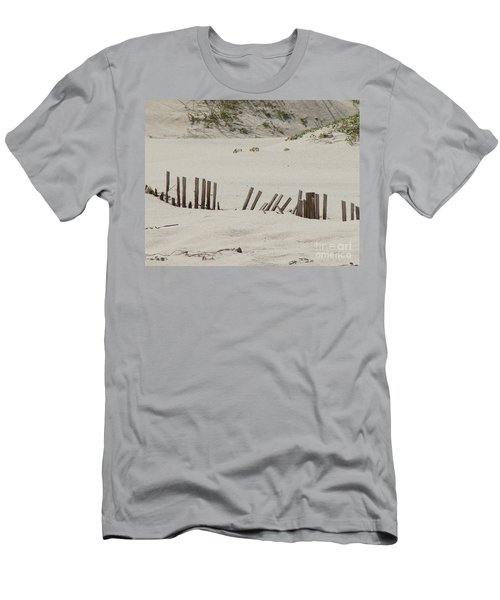 Sand Dunes At Gulf Shores Men's T-Shirt (Athletic Fit)