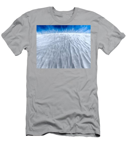 Sand Storm On The Horizon Men's T-Shirt (Athletic Fit)