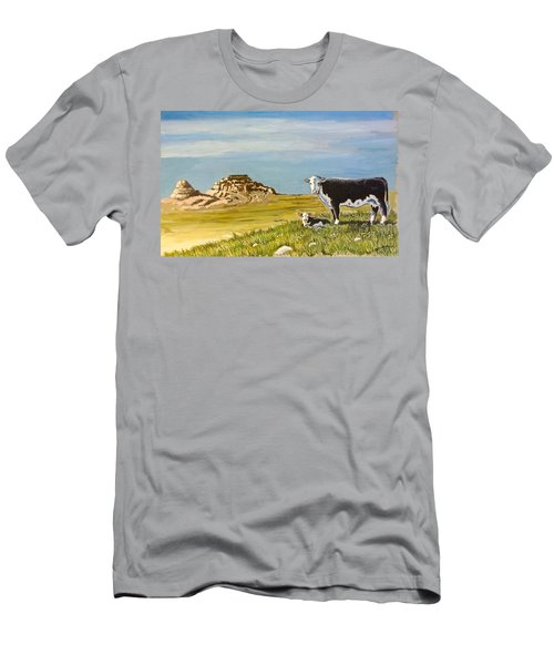 Sandhills Spring Men's T-Shirt (Athletic Fit)