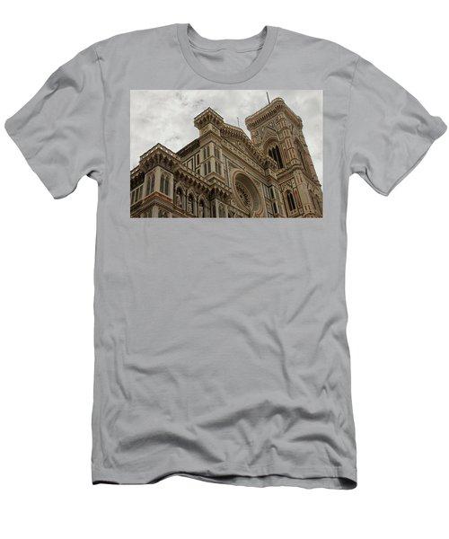 Santa Maria Del Fiore - Florence - Italy Men's T-Shirt (Athletic Fit)