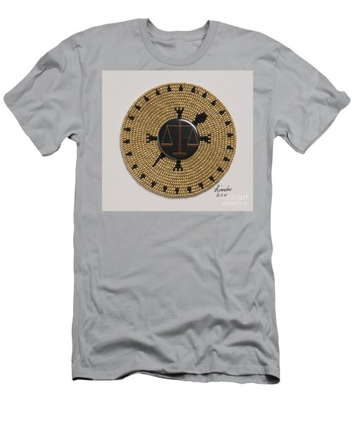 Scales Of Justice Men's T-Shirt (Athletic Fit)