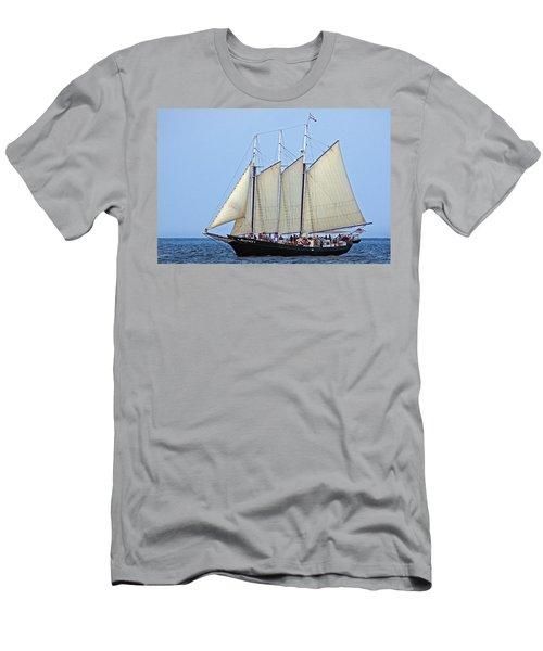 Schooner Alliance Men's T-Shirt (Athletic Fit)