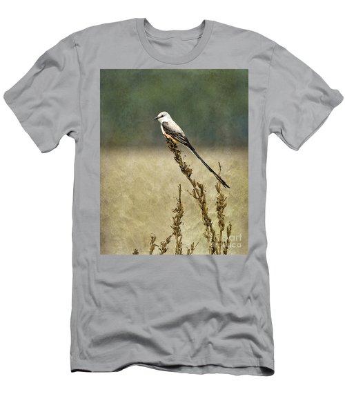 Scissortailed-flycatcher Men's T-Shirt (Athletic Fit)