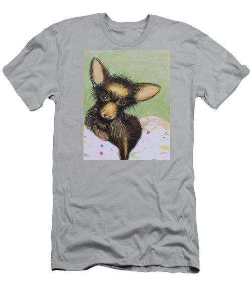 Scrapper Men's T-Shirt (Slim Fit) by Jeanne Fischer