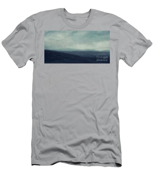Sea Of Trees And Hills Men's T-Shirt (Athletic Fit)
