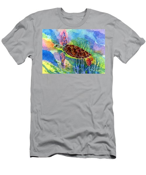 Sea Turtle Men's T-Shirt (Athletic Fit)