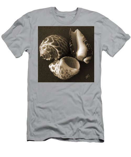 Seashells Spectacular No 1 Men's T-Shirt (Athletic Fit)
