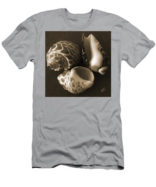 Seashells Spectacular No 1 Men's T-Shirt (Athletic Fit)