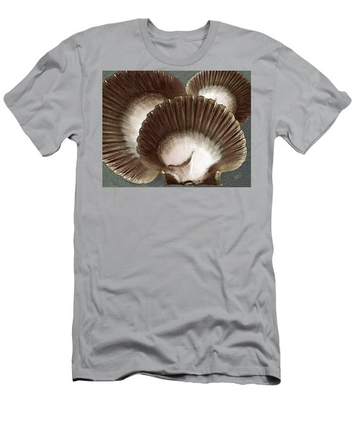 Men's T-Shirt (Athletic Fit) featuring the photograph Seashells Spectacular No 22 by Ben and Raisa Gertsberg