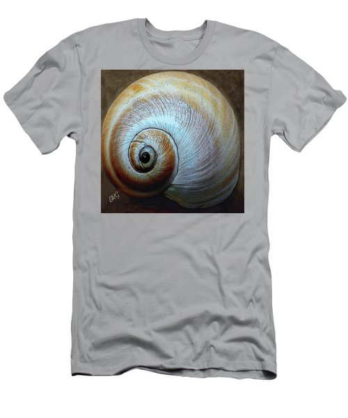 Men's T-Shirt (Athletic Fit) featuring the photograph Seashells Spectacular No 36 by Ben and Raisa Gertsberg