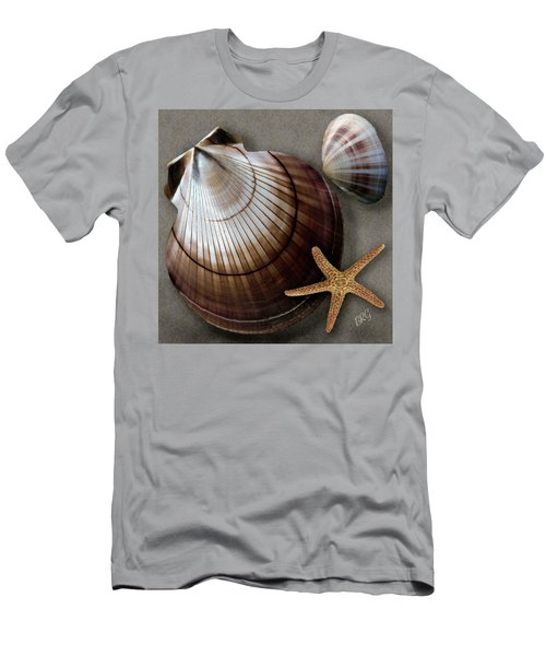 Seashells Spectacular No 38 Men's T-Shirt (Athletic Fit)