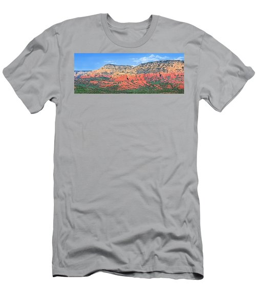 Sedona Landscape Men's T-Shirt (Athletic Fit)