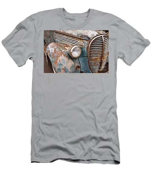 Seen Better Days Men's T-Shirt (Slim Fit) by David Lawson