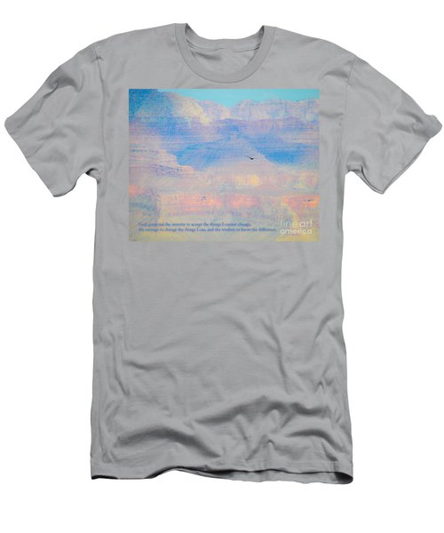 Serenity At The South Rim Men's T-Shirt (Athletic Fit)