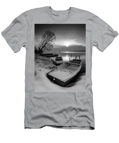 Serenity Men's T-Shirt (Slim Fit) by Davorin Mance
