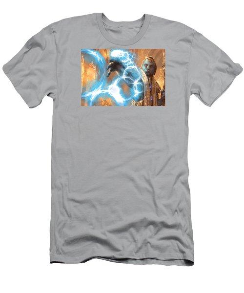 Serve Men's T-Shirt (Athletic Fit)