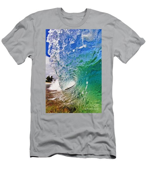 Shades Of Lani Men's T-Shirt (Athletic Fit)